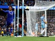 Bàn thắng đẹp NHA vòng 14: Chelsea phản công đẳng cấp