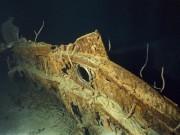 Thế giới - Xác tàu Titanic dưới đáy biển sẽ vĩnh viễn biến mất