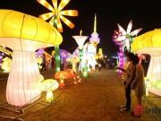 Mãn nhãn với lễ hội đèn lồng khổng lồ đầu tiên tại VN