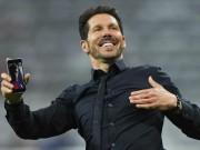Tin bóng đá HOT tối 6/12: Simeone hứa dẫn dắt Inter Milan