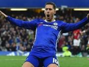 """Chelsea: Chóng mặt mức lương tăng """"phi mã"""" của Hazard"""