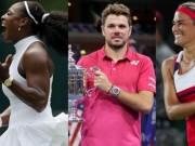 Bão tố tennis 2016: Cổ tích lên ngôi, khuất phục kẻ mạnh (P2)