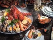 Nhà hàng Saigon Café trở lại xu hướng buffet hoàn toàn mới