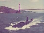 """Tàu ngầm """"rắn săn mồi"""" tối mật Mỹ rình mò Liên Xô thế nào"""
