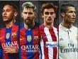 Neymar đắt giá nhất thế giới, hơn Messi & Ronaldo