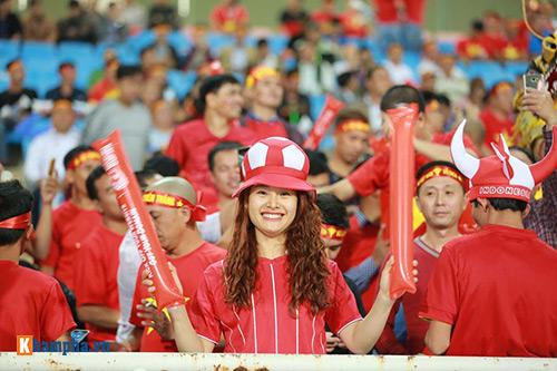 Việt Nam - Indonesia: Fan hừng hực trước trận, hụt hẫng sau trận - 7