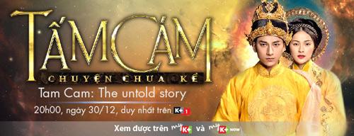 Kết quả hình ảnh cho Tấm Cám Chuyện Chưa Kể, Tam Cam, The Untold Story