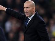 Real lập kỷ lục bất bại, Zidane vẫn giận dữ