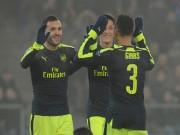 """Cúp C1: Arsenal tránh """"vỏ dưa"""" Barca, gặp """"vỏ dừa"""" Real"""