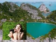 Vịnh Hạ Long đẹp nao lòng trong phim của Angela Phương Trinh