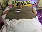 Phi thường - kỳ quặc - Cô gái 500kg lần đầu trong 25 năm rời nhà đi chữa bệnh