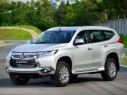 Mitsubishi Pajero Sport thế hệ mới giá từ 1,4 tỷ đồng tại Việt Nam