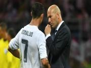 """Vì đại nghiệp, Zidane cần """"bỏ rơi"""" Ronaldo, Benzema"""