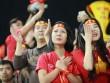Việt Nam - Indonesia: Fan hừng hực trước trận, hụt hẫng sau trận