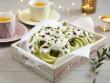 Cách làm bánh quy hình vòng hoa Noel cực đơn giản