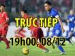 TRỰC TIẾP bóng đá Thái Lan - Myanmar: Chủ nhà đá tấn công