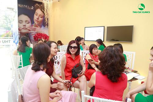 Thu Cúc Clinic Vinh tặng ngay 50% phí dịch vụ mừng khai trương - 1