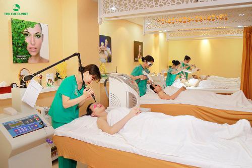Thu Cúc Clinic Vinh tặng ngay 50% phí dịch vụ mừng khai trương - 4