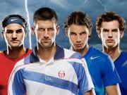10 trận tennis KINH ĐIỂN 2016: Khoảng trời Djokovic, Murray