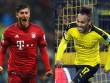 """Bàn thắng đẹp V13 Bundesliga: """"Người dơi"""" đấu Lewandowski"""