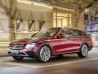 Mercedes giới thiệu E-Class All-Terrain chuyên off-road