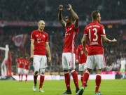"Bayern Munich - Wolfsburg: 5 bàn kết liễu ""Bầy sói"""