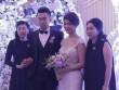 Bạn gái cũ Trương Thế Vinh bất ngờ cưới người mới