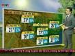 Dự báo thời tiết VTV 10/12: Nam Bộ có mưa nhiều nơi