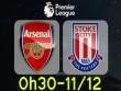 Arsenal – Stoke City: Chủ nhà không mến khách