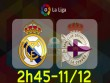 Real – Deportivo: Ngày Ronaldo nghỉ ngơi