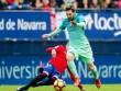 Osasuna - Barcelona: Khác biệt 2 hiệp đấu