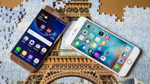 """Top 10 smartphone sẽ gây """"bão"""" trong năm 2017 - 1"""