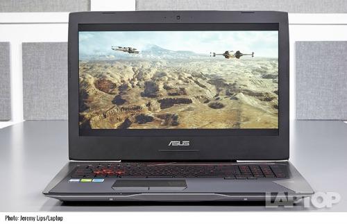 Asus G752VS OC: Laptop chơi game tốt nhất thị trường - 2