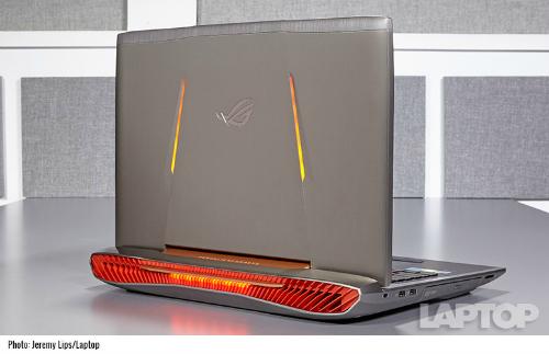 Asus G752VS OC: Laptop chơi game tốt nhất thị trường - 1