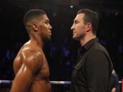 Tin HOT thể thao 11/12: Ấn định ngày Joshua so găng Klitschko
