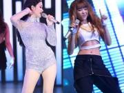 Ca nhạc - MTV - Không ngờ Khởi My ngày càng mặc bạo đi diễn giống Đông Nhi
