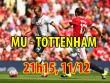 MU - Tottenham: Báo động điệp khúc hòa