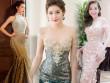 Top 13 đầm dạ hội quyến rũ nhất năm 2016 của mỹ nữ Vbiz