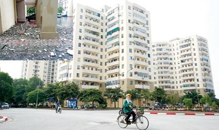 Quỹ nhà tái định cư Hà Nội: Sai phạm nhiều, dân bức xúc đủ bề - 1