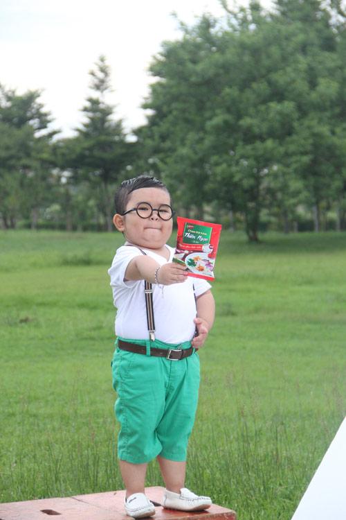 Kutin trở thành gương mặt đại diện cho cháo Thiên Ngọc - 4