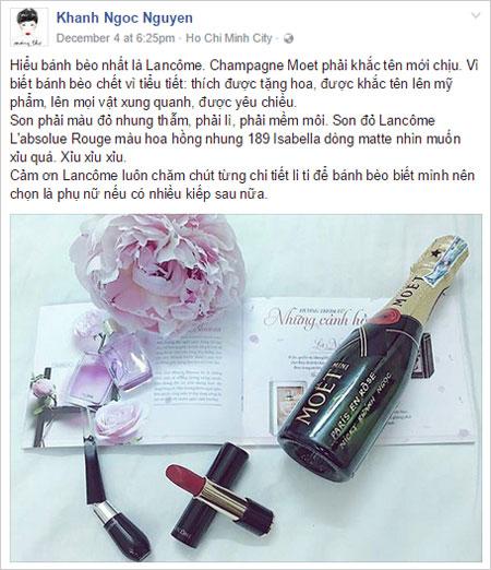 Chất lừ với những hình flatlay từ fashionista Việt từ show diễn của Lancôme - 2