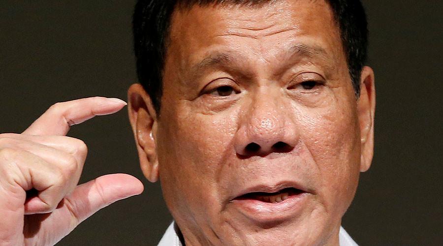 Tổng thống Philippines đồng ý mua vũ khí TQ - 1