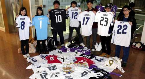 FIFA Club World Cup: Fan Nhật phát cuồng vì Real - Ronaldo - 1