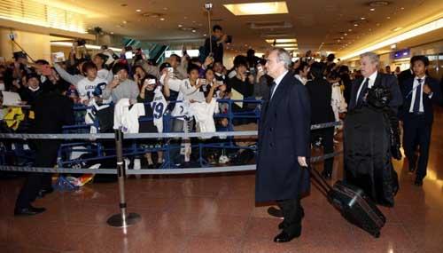 FIFA Club World Cup: Fan Nhật phát cuồng vì Real - Ronaldo - 7