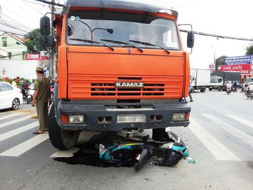 Cảnh khốn cùng gia đình bị tai nạn giao thông ở ấp Việt Kiều - 1