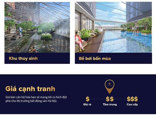Sun Grand City Ancora Residence: Căn hộ tiêu chuẩn quốc tế bên Hồ Gươm - 4