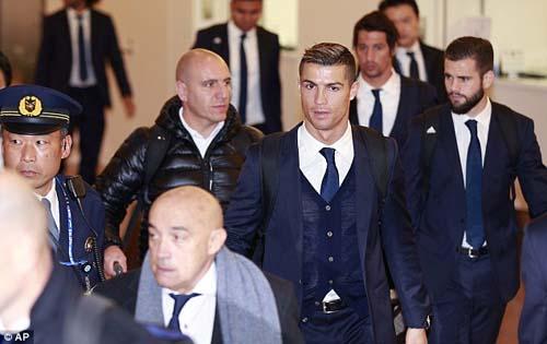 FIFA Club World Cup: Fan Nhật phát cuồng vì Real - Ronaldo - 8