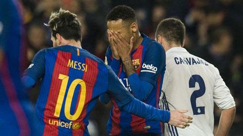 Real – Barca: 6 điểm, cách biệt bất khả thi - 1