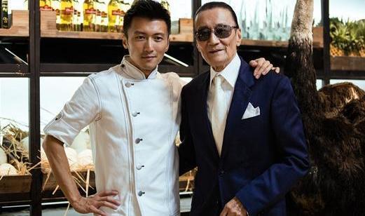 Bố 80 tuổi của Tạ Đình Phong phủ nhận bạn gái có bầu - 1