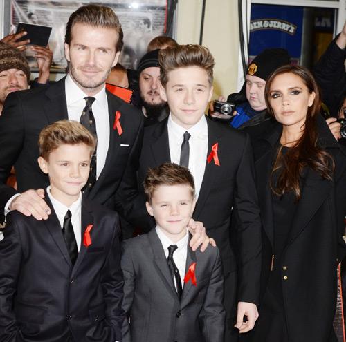 """Choáng với khối tài sản của nhà Beckham còn """"khủng"""" hơn cả nữ hoàng Anh - 3"""